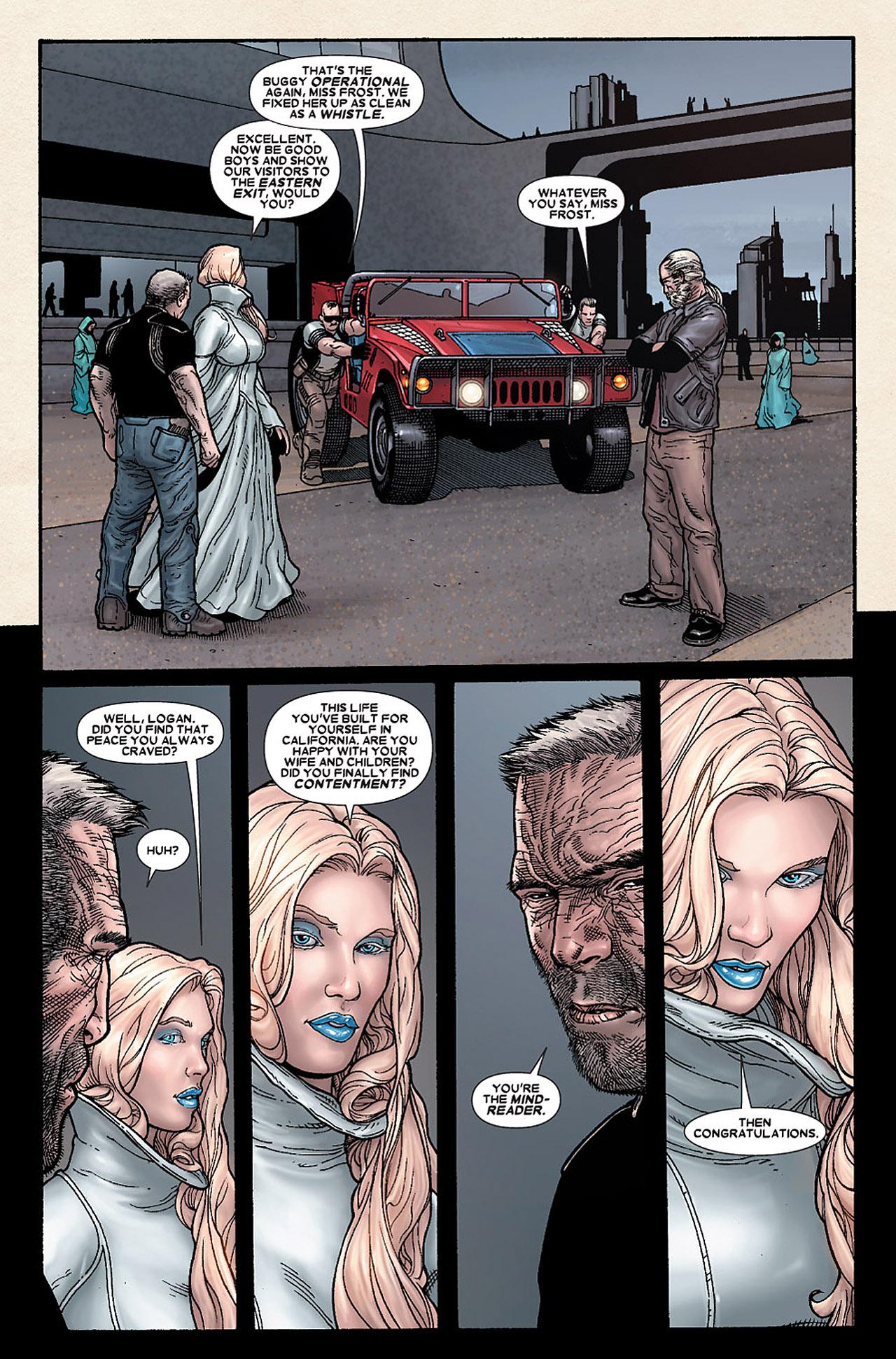 Read online Wolverine: Old Man Logan comic -  Issue # Full - 125