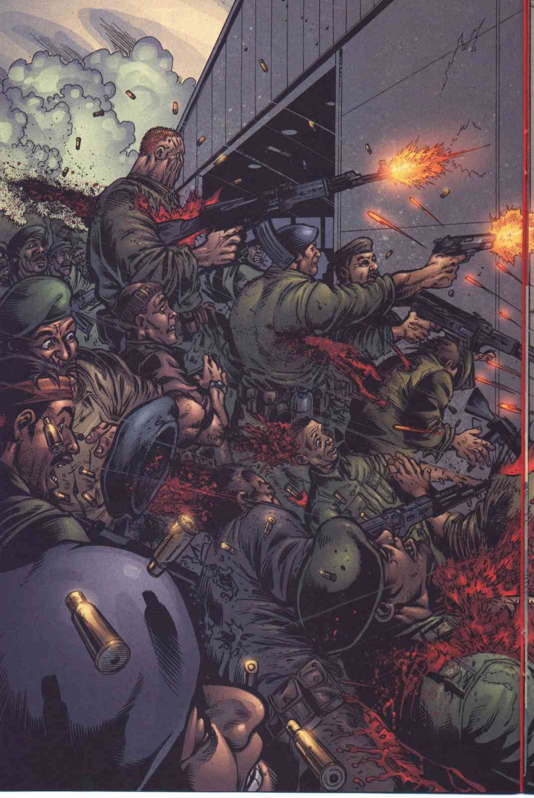 Read online Fury comic -  Issue #5 - 7