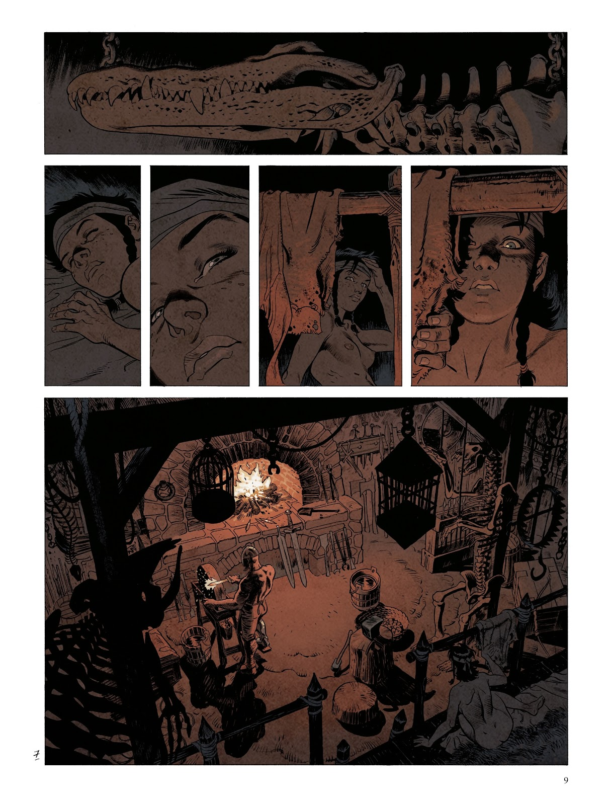Read online Asgard comic -  Issue #1 - 11