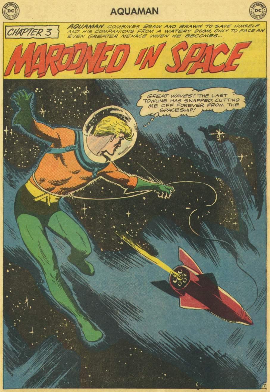 Read online Aquaman (1962) comic -  Issue #8 - 23