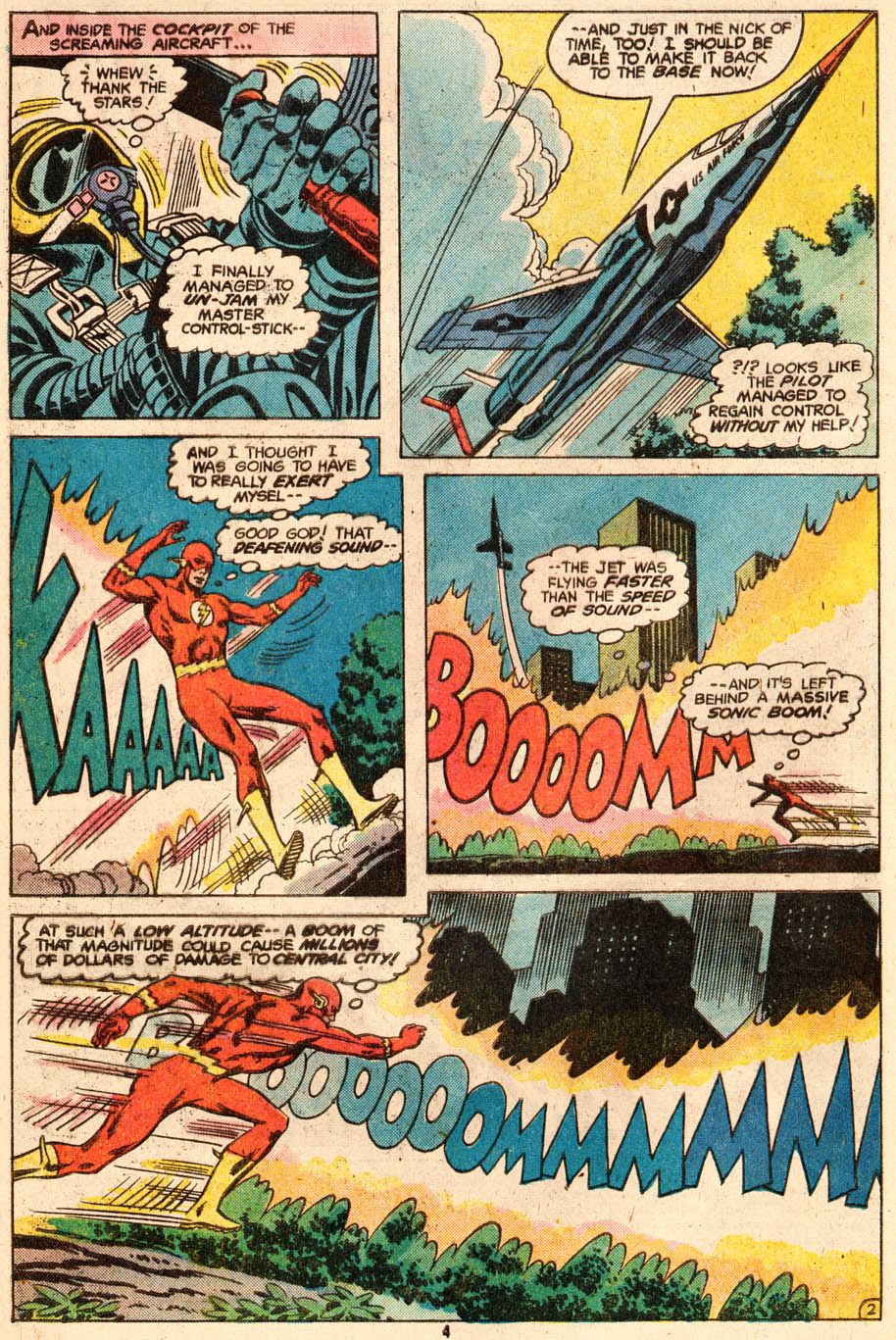 Read online Adventure Comics (1938) comic -  Issue #465 - 5