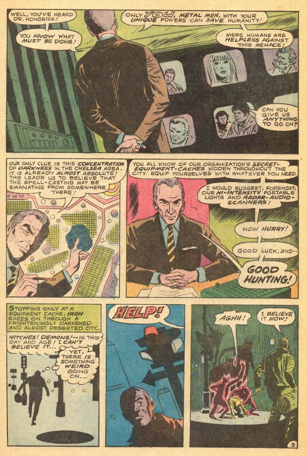Metal Men (1963) issue 38 - Page 12