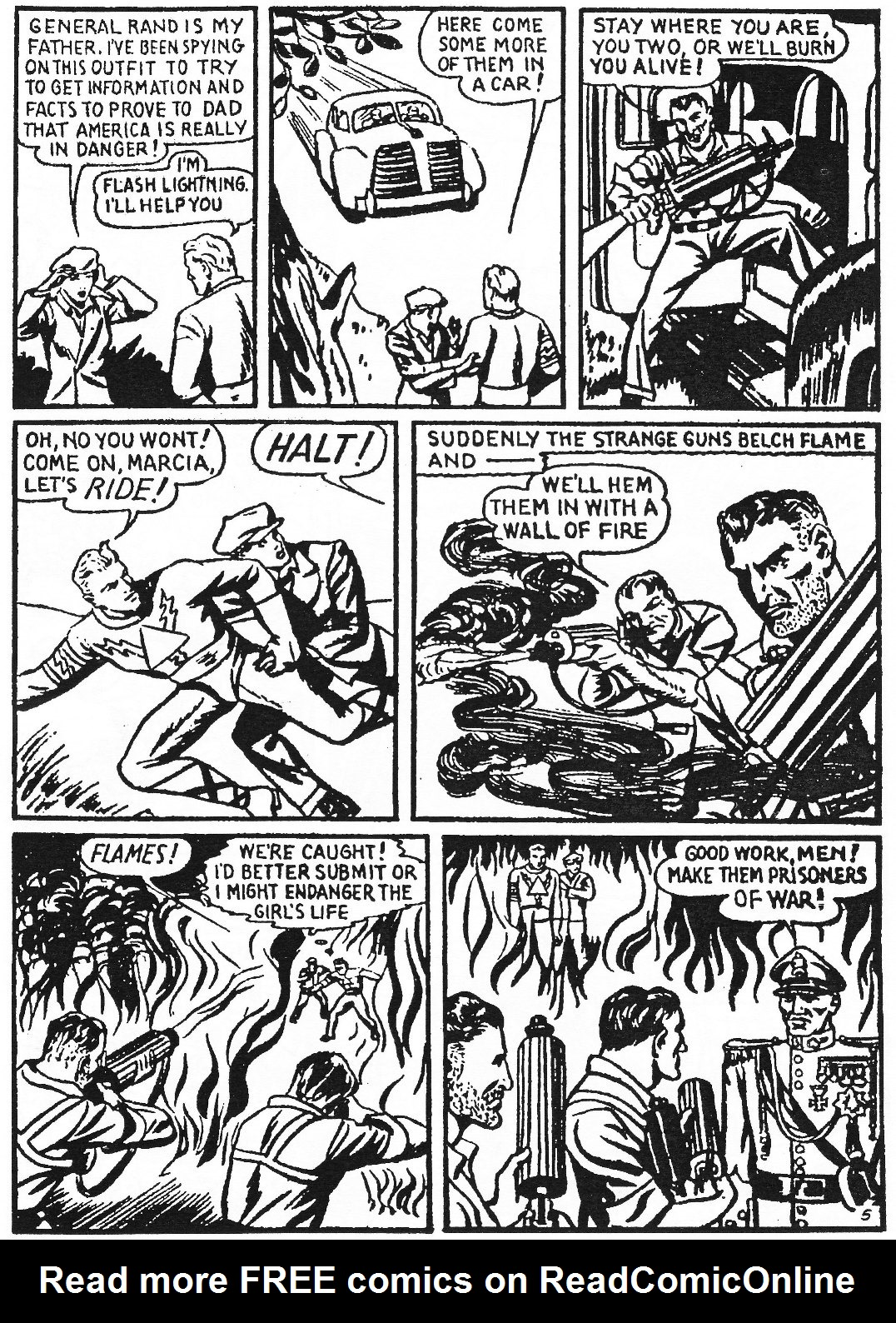 Read online Men of Mystery Comics comic -  Issue #76 - 34