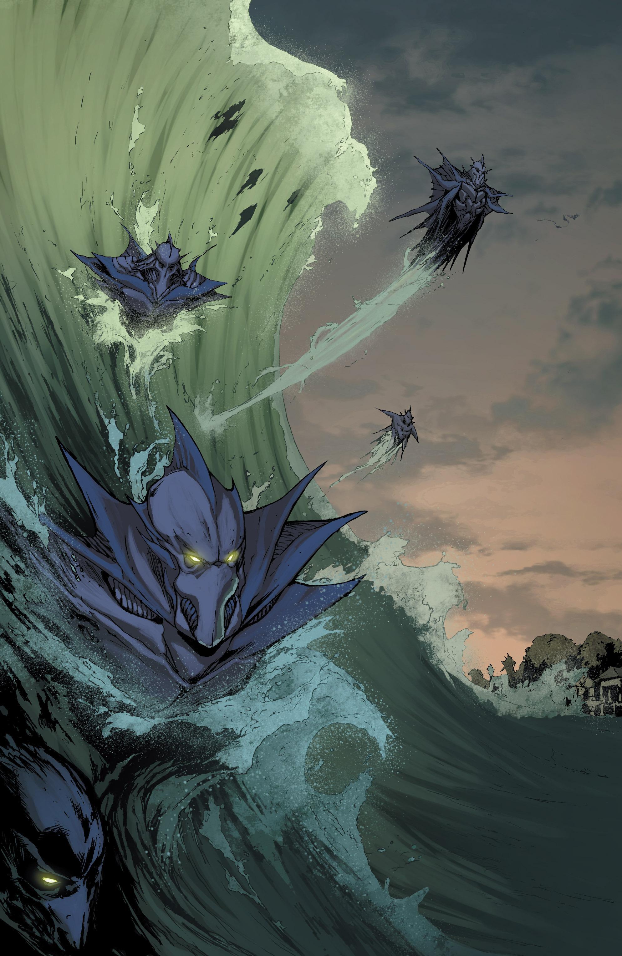 Read online Aspen Universe: Revelations comic -  Issue #4 - 13