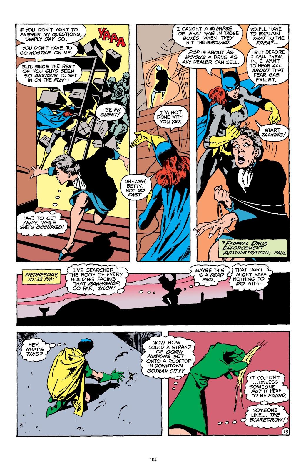 Read online Batman Arkham: Scarecrow comic -  Issue # TPB (Part 2) - 4