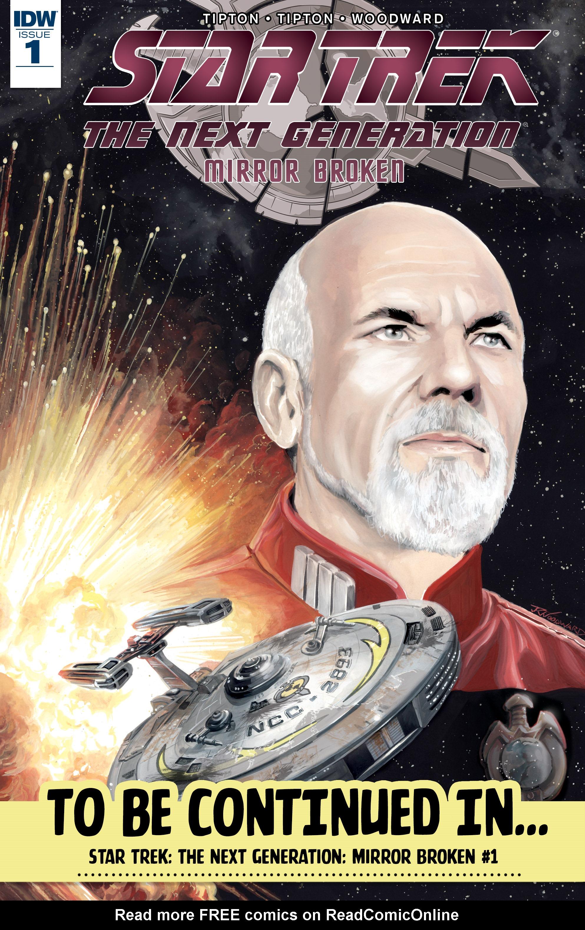 Read online Star Trek: Boldly Go comic -  Issue #8 - 33