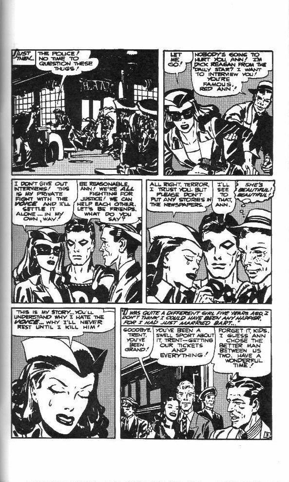 Read online Men of Mystery Comics comic -  Issue #48 - 45