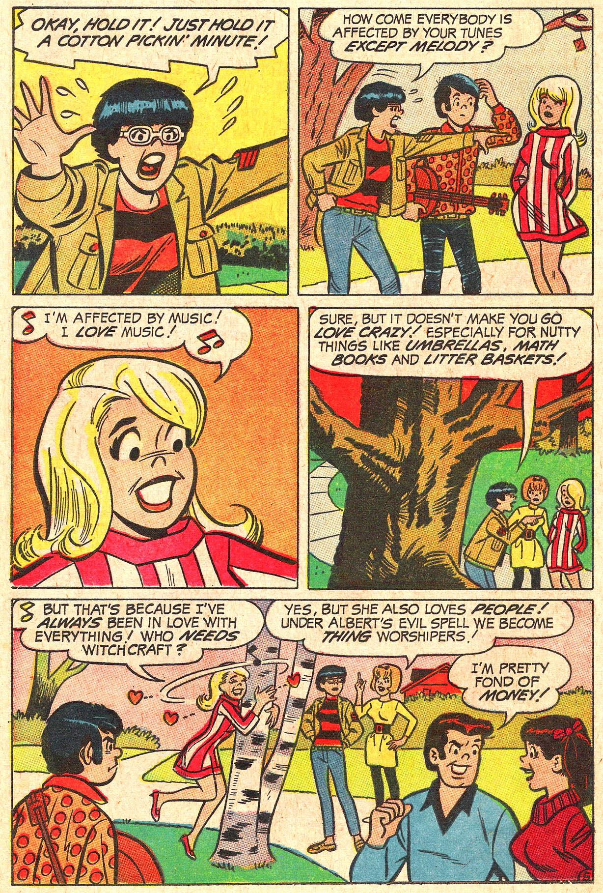 Read online She's Josie comic -  Issue #34 - 24