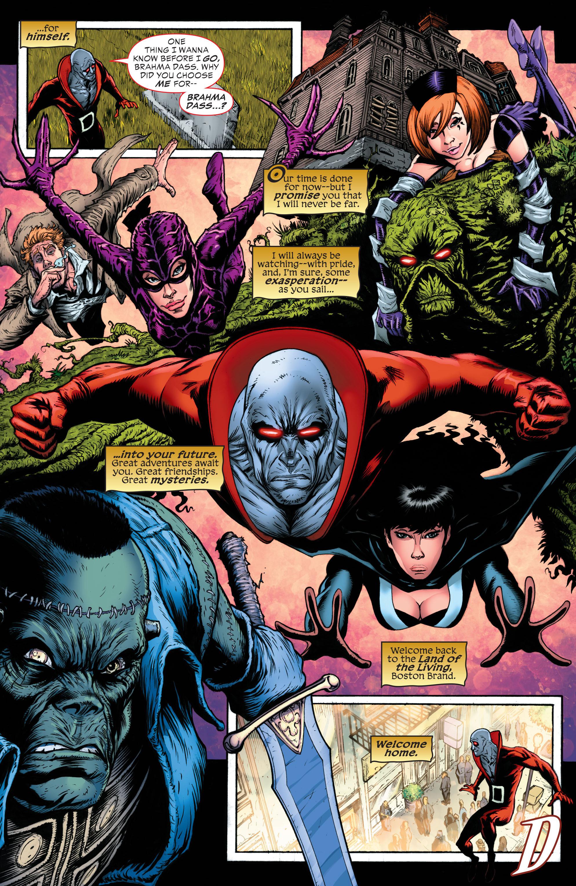 Read online Secret Origins (2014) comic -  Issue #6 - 24