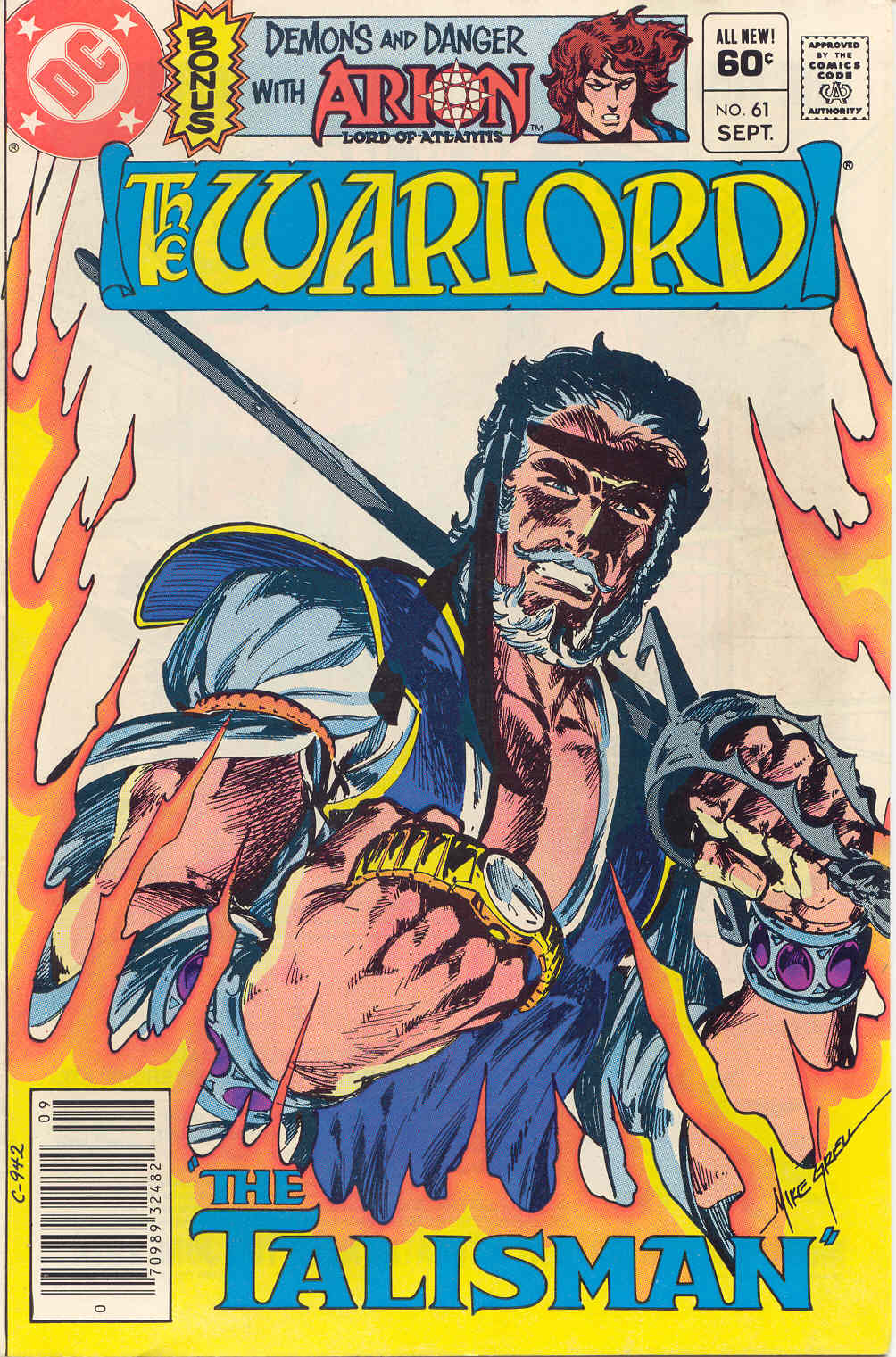 Warlord (1976) issue 61 - Page 1