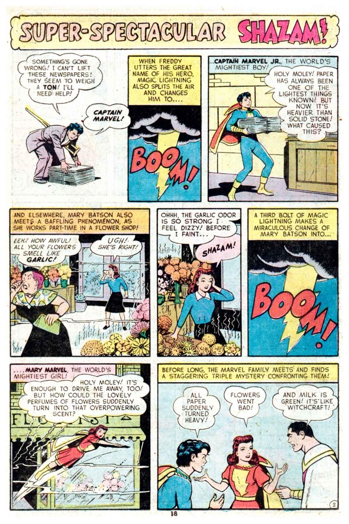 Read online Shazam! (1973) comic -  Issue #16 - 18