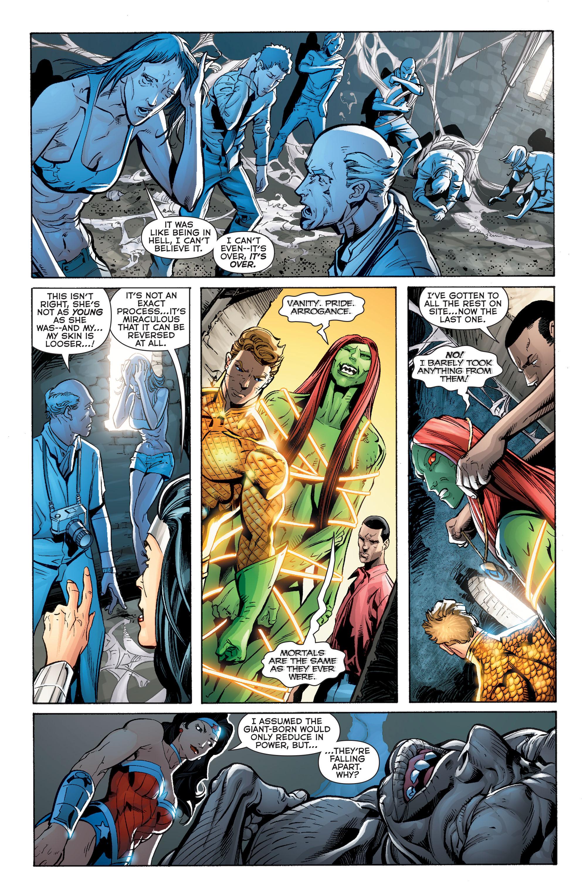 Read online Aquaman (2011) comic -  Issue #Aquaman (2011) _Annual 2 - 26