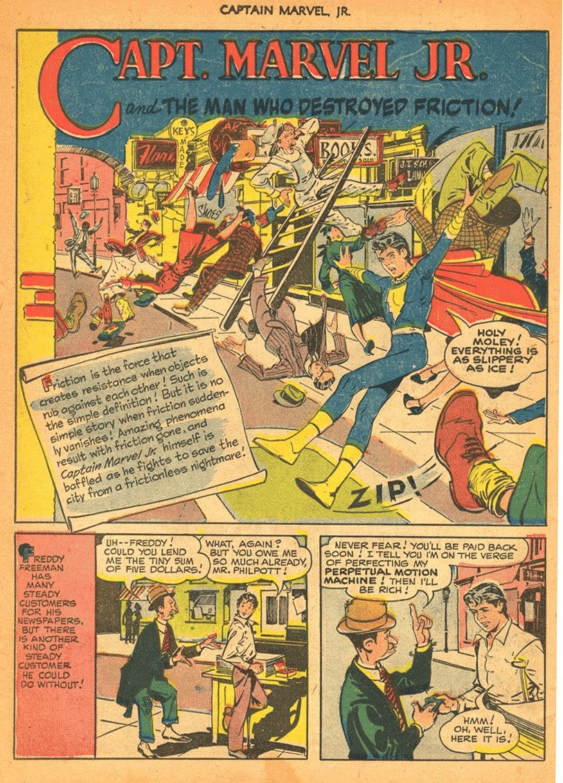 Captain Marvel, Jr. issue 84 - Page 26