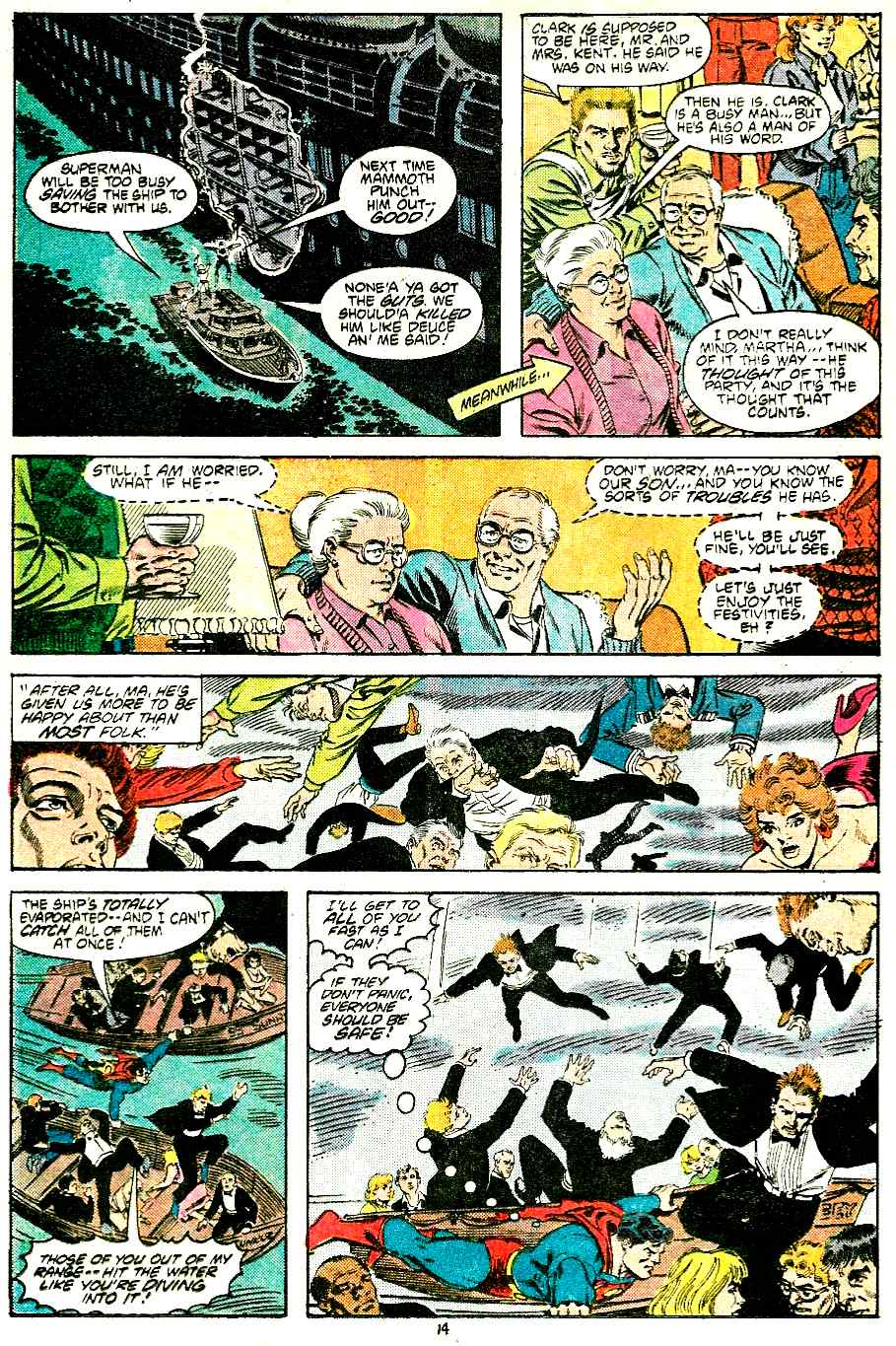 Adventures of Superman (1987) 430 Page 14