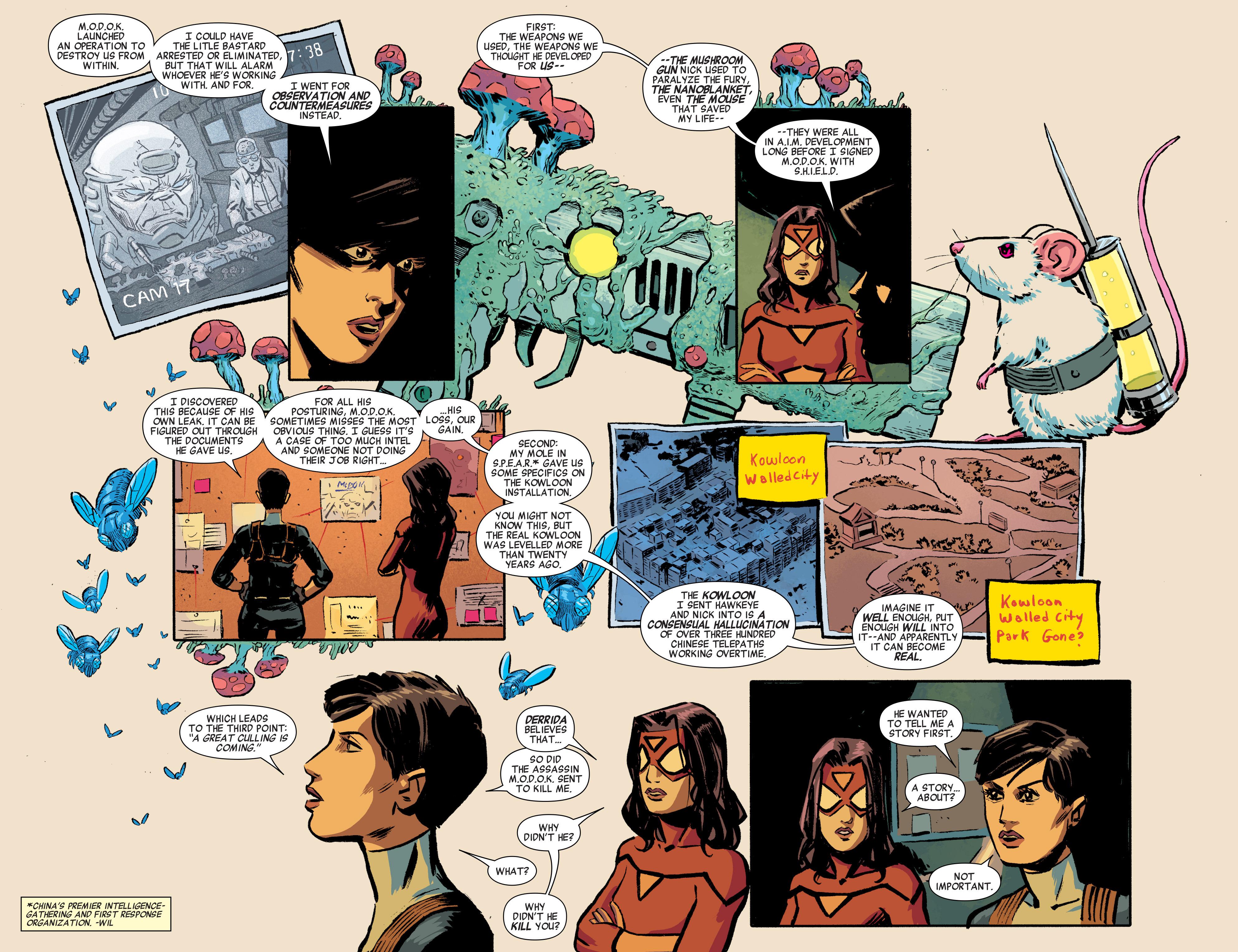Read online Secret Avengers (2014) comic -  Issue #8 - 7