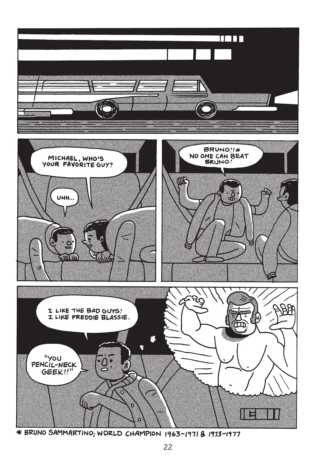 Read online Is This Guy For Real?: The Unbelievable Andy Kaufman comic -  Issue # TPB (Part 1) - 27