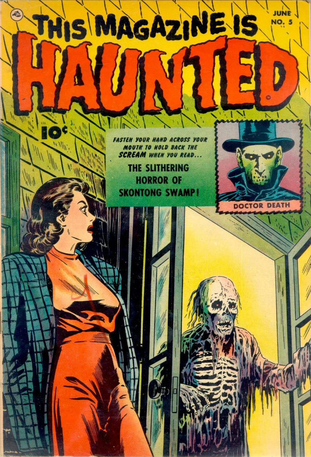 Read online This Magazine Is Haunted comic -  Issue #5 - 1
