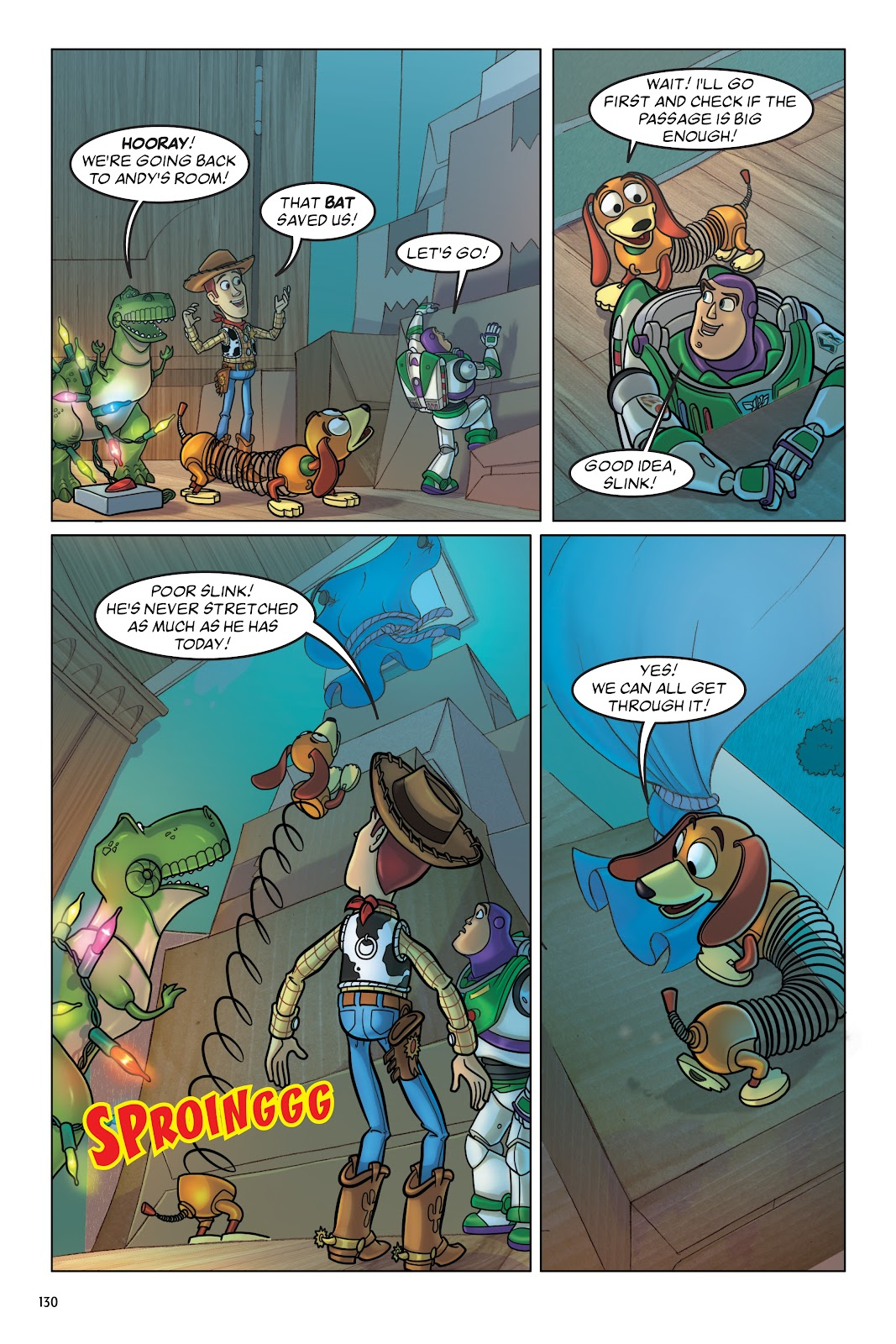 Read online DISNEY·PIXAR Toy Story Adventures comic -  Issue # TPB 1 (Part 2) - 30