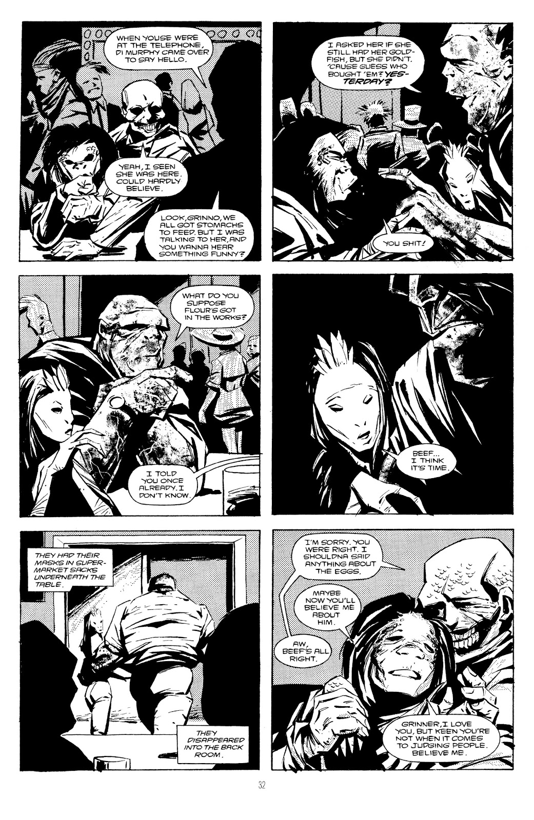 Read online Freaks' Amour comic -  Issue # TPB (Part 1) - 33