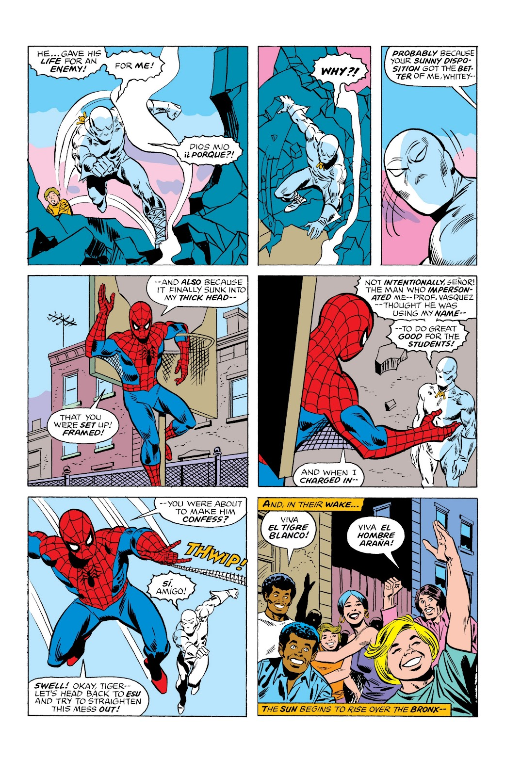Read online Marvel Masterworks: The Spectacular Spider-Man comic -  Issue # TPB (Part 2) - 71