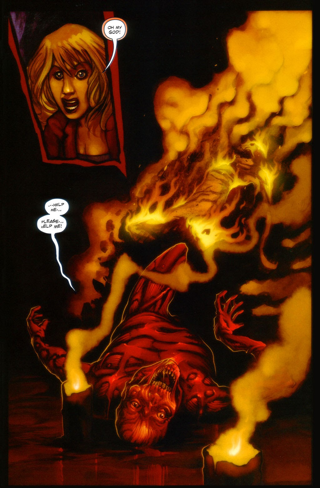 Read online Evil Ernie in Santa Fe comic -  Issue #3 - 21