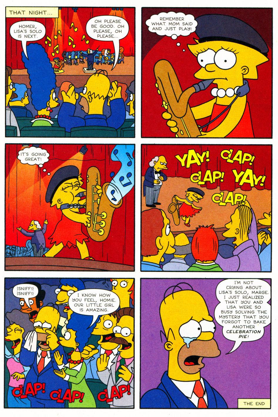 Read online Simpsons Comics Presents Bart Simpson comic -  Issue #27 - 19