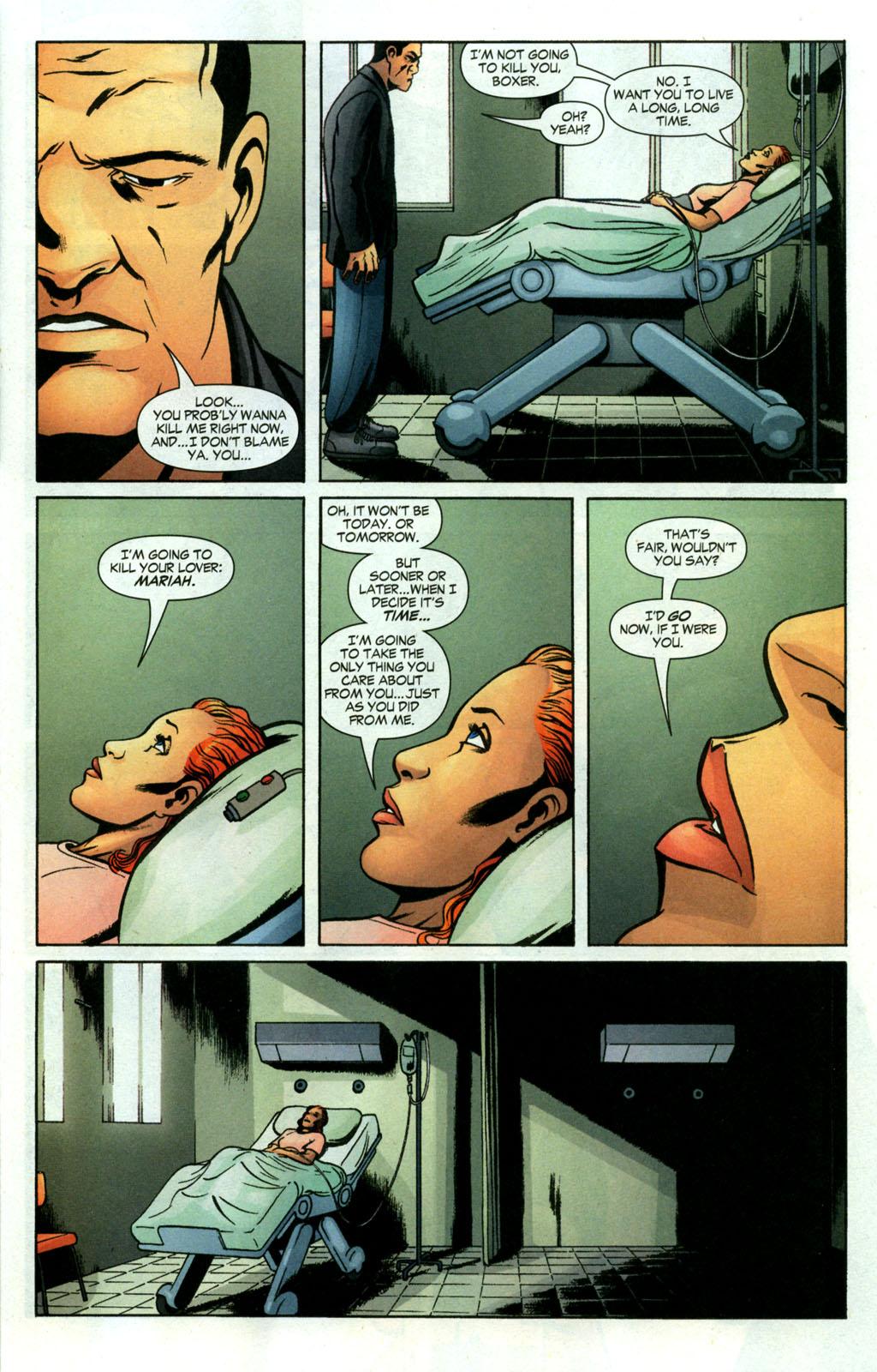 Read online Fallen Angel (2003) comic -  Issue #18 - 11