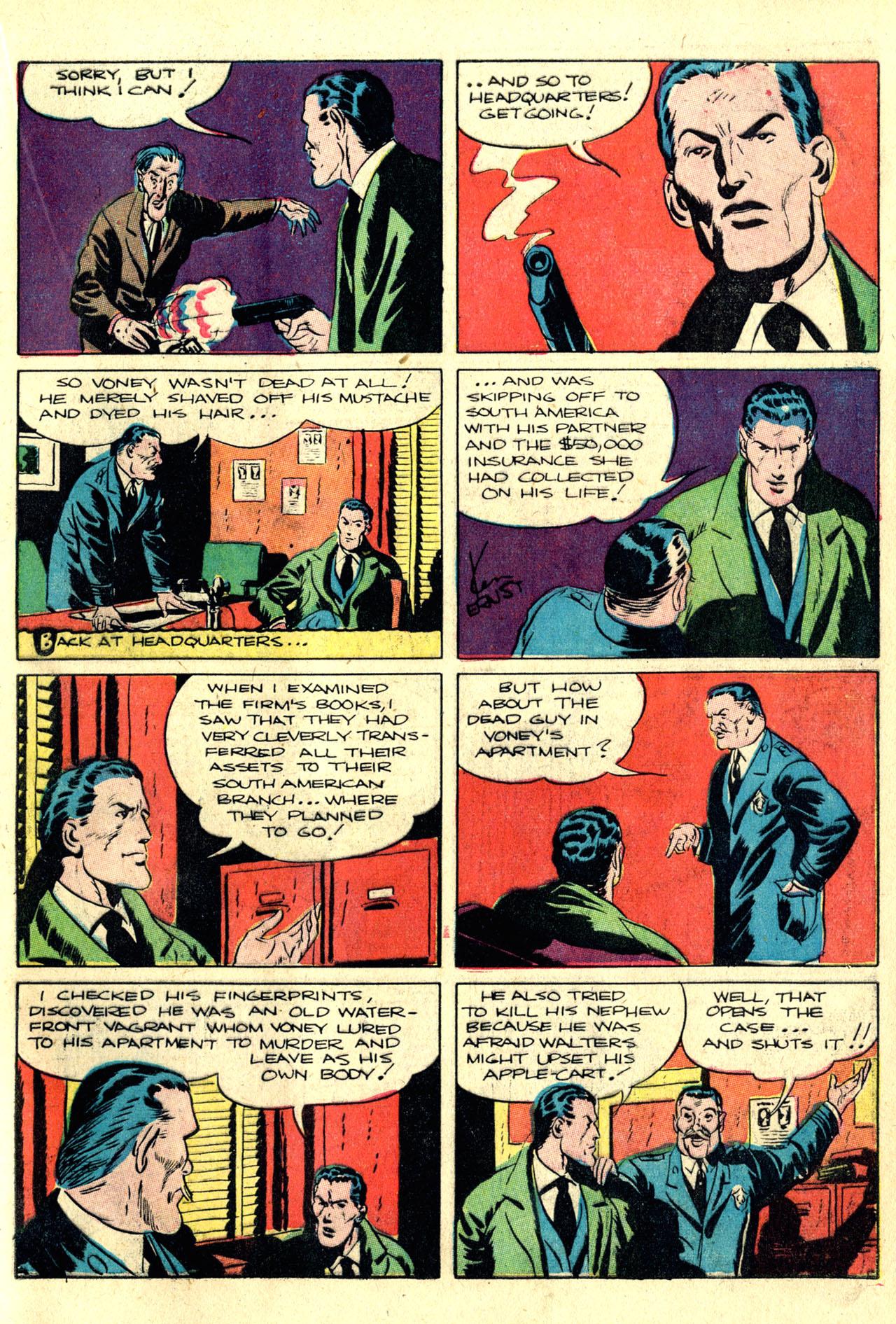 Read online Detective Comics (1937) comic -  Issue #44 - 29