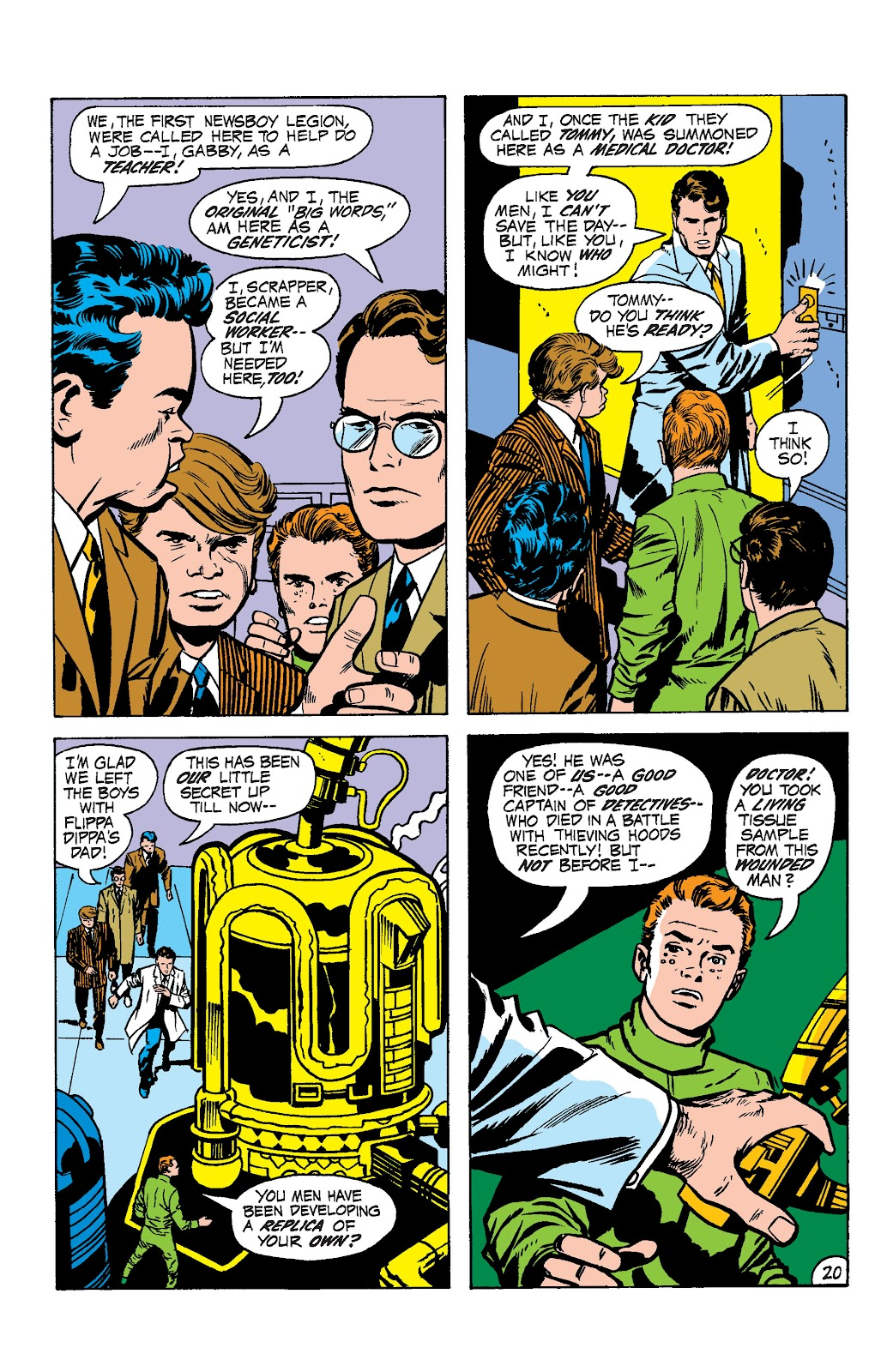 Read online Superman's Pal, Jimmy Olsen by Jack Kirby comic -  Issue # TPB (Part 1) - 74