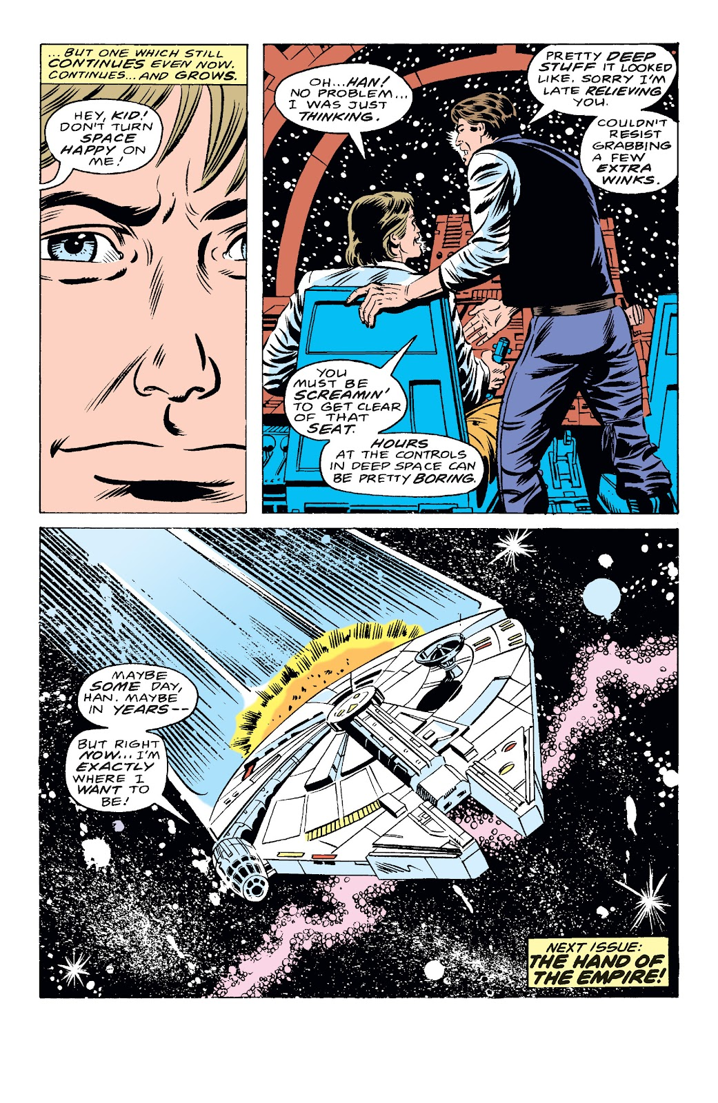 Read online Star Wars Legends: The Original Marvel Years - Epic Collection comic -  Issue # TPB 1 (Part 4) - 14