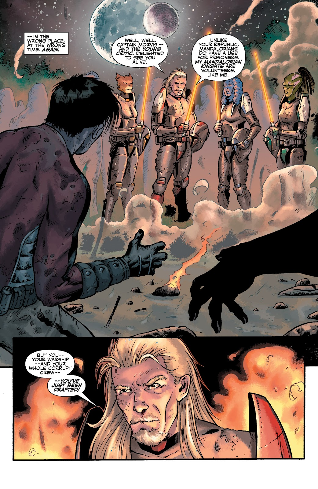 Read online Star Wars Legends: The Old Republic - Epic Collection comic -  Issue # TPB 3 (Part 4) - 24