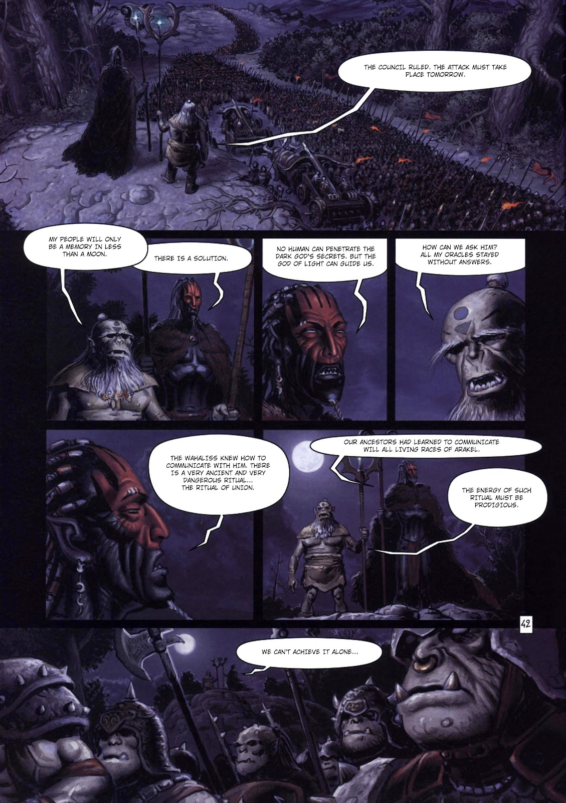 Read online Orks comic -  Issue #2 - 44