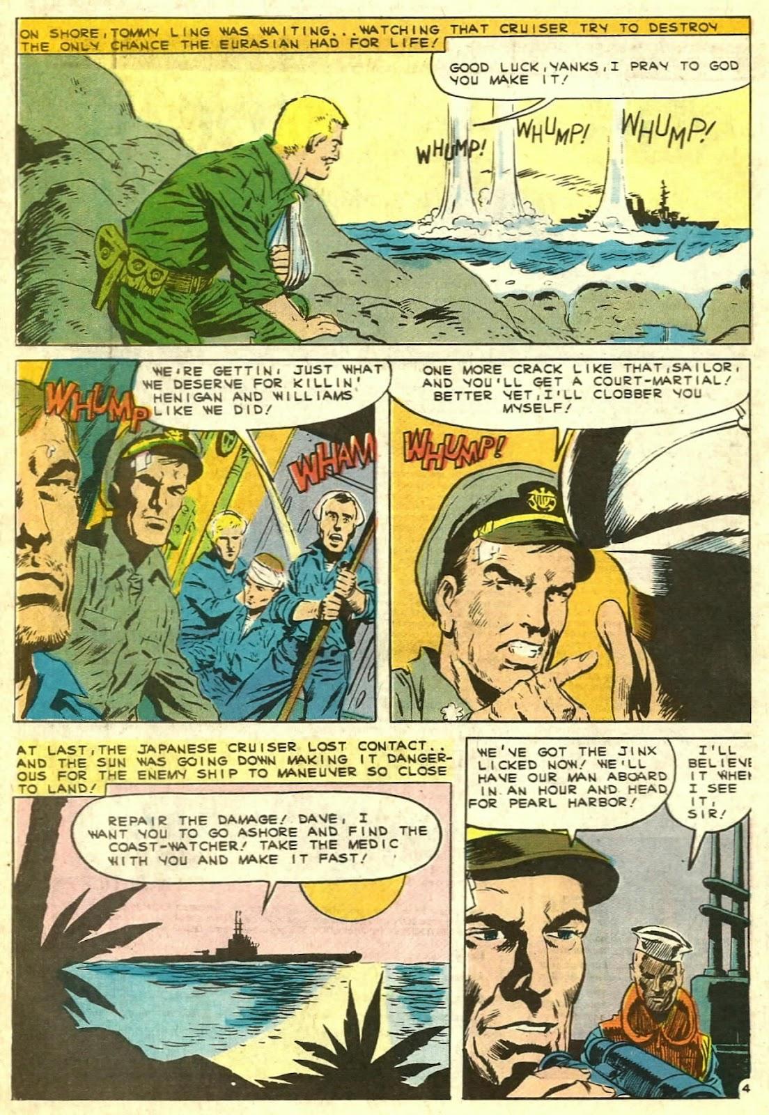 Read online Fightin' Navy comic -  Issue #130 - 6