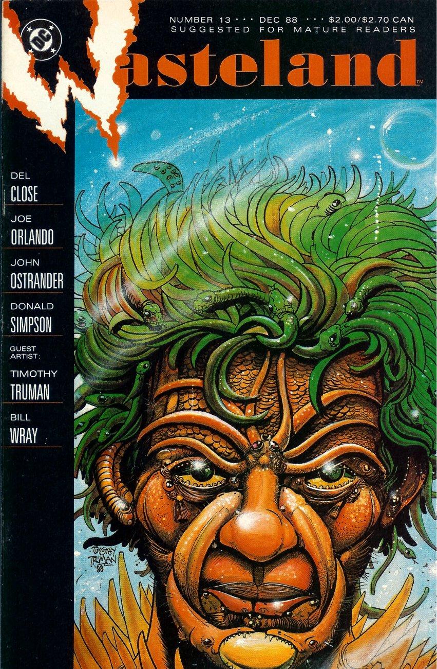 Wasteland (1987) 13 Page 1