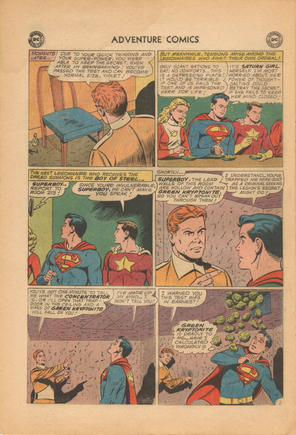 Read online Adventure Comics (1938) comic -  Issue #321 - 14