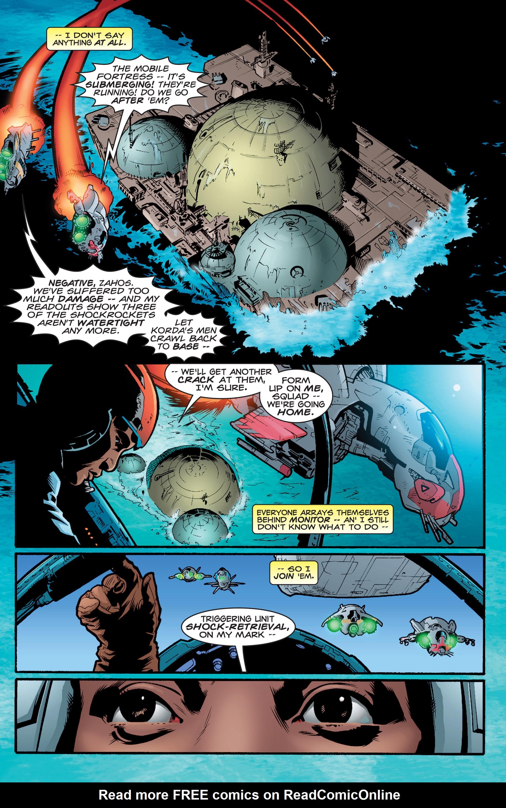 Read online Shockrockets comic -  Issue # TPB - 26