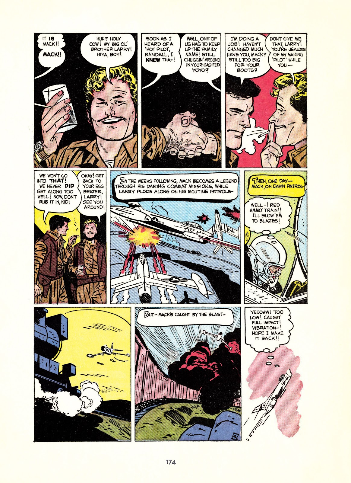 Read online Setting the Standard: Comics by Alex Toth 1952-1954 comic -  Issue # TPB (Part 2) - 75