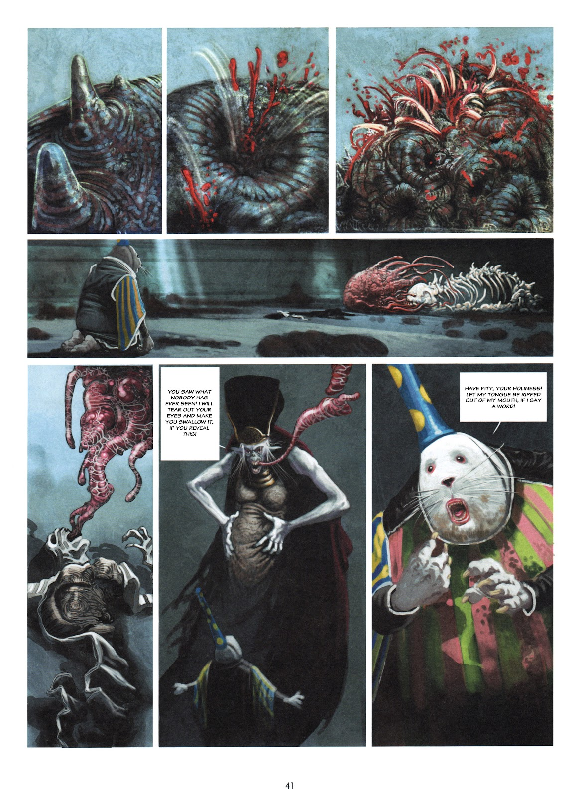Showman Killer issue 2 - Page 41