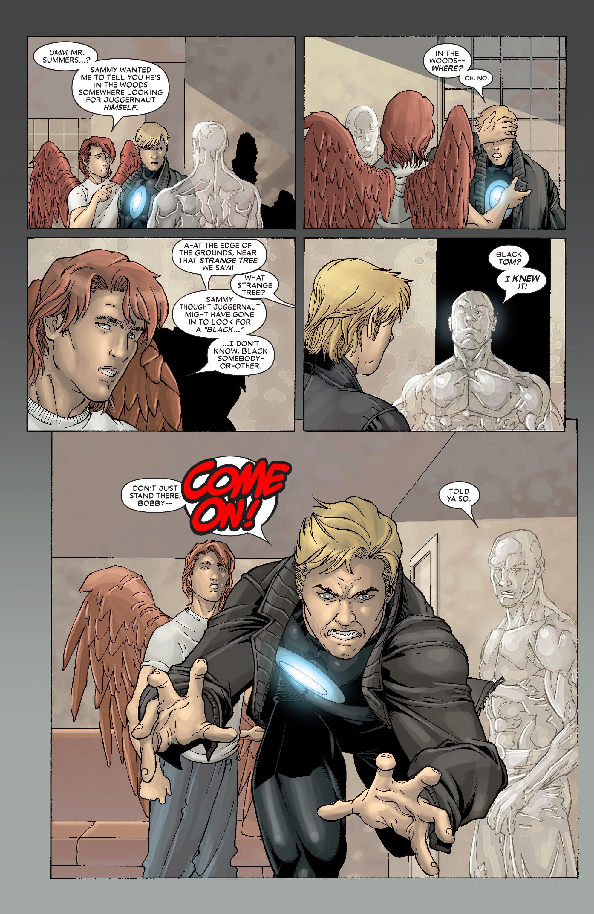 X-Men (1991) 162 Page 10