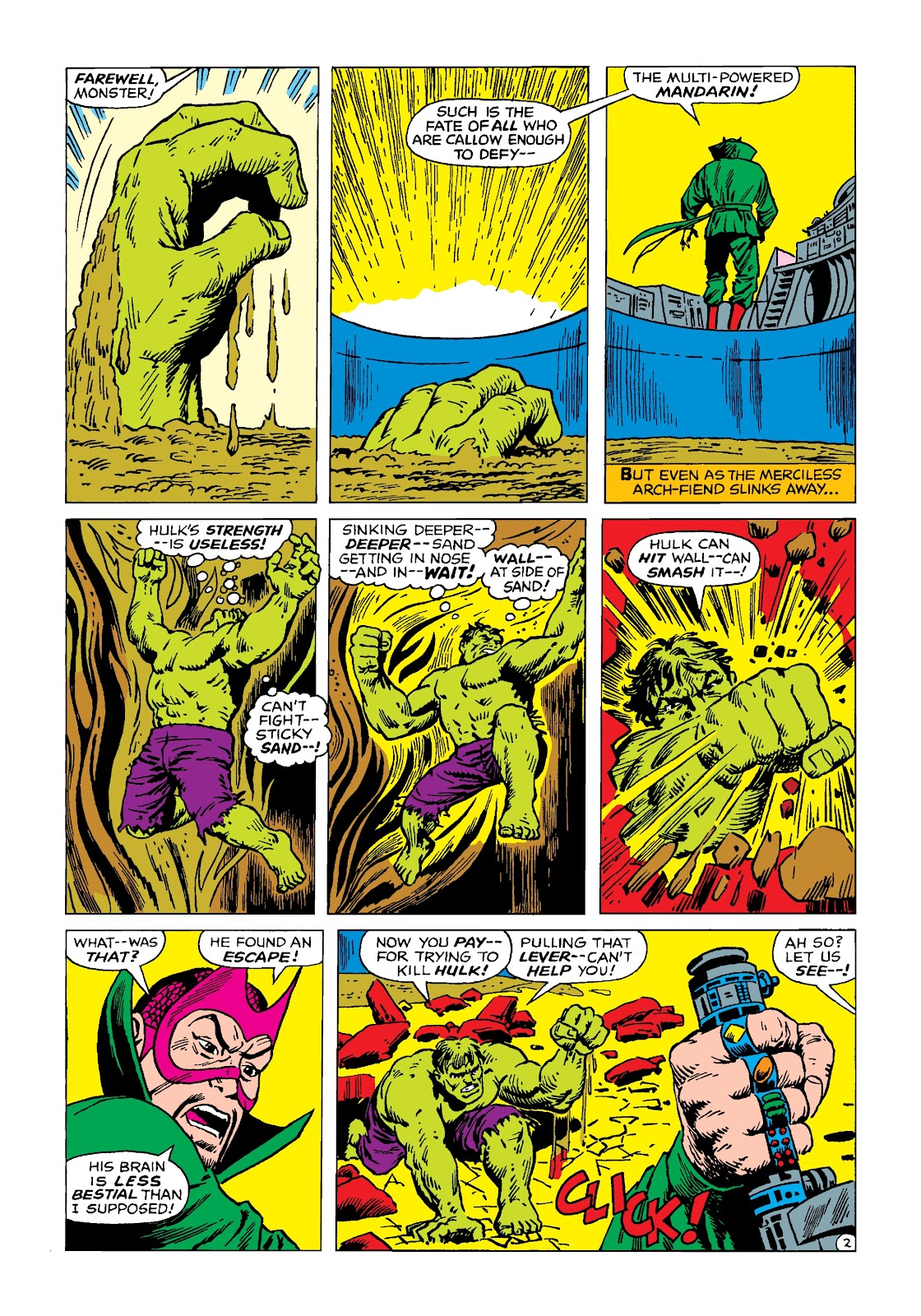 Read online Marvel Masterworks: The Incredible Hulk comic -  Issue # TPB 4 (Part 2) - 14