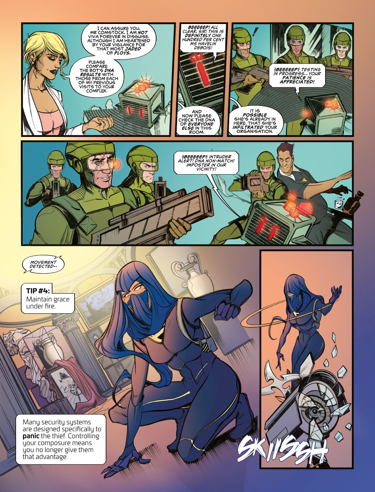 2000 AD issue 2220 - Page 29