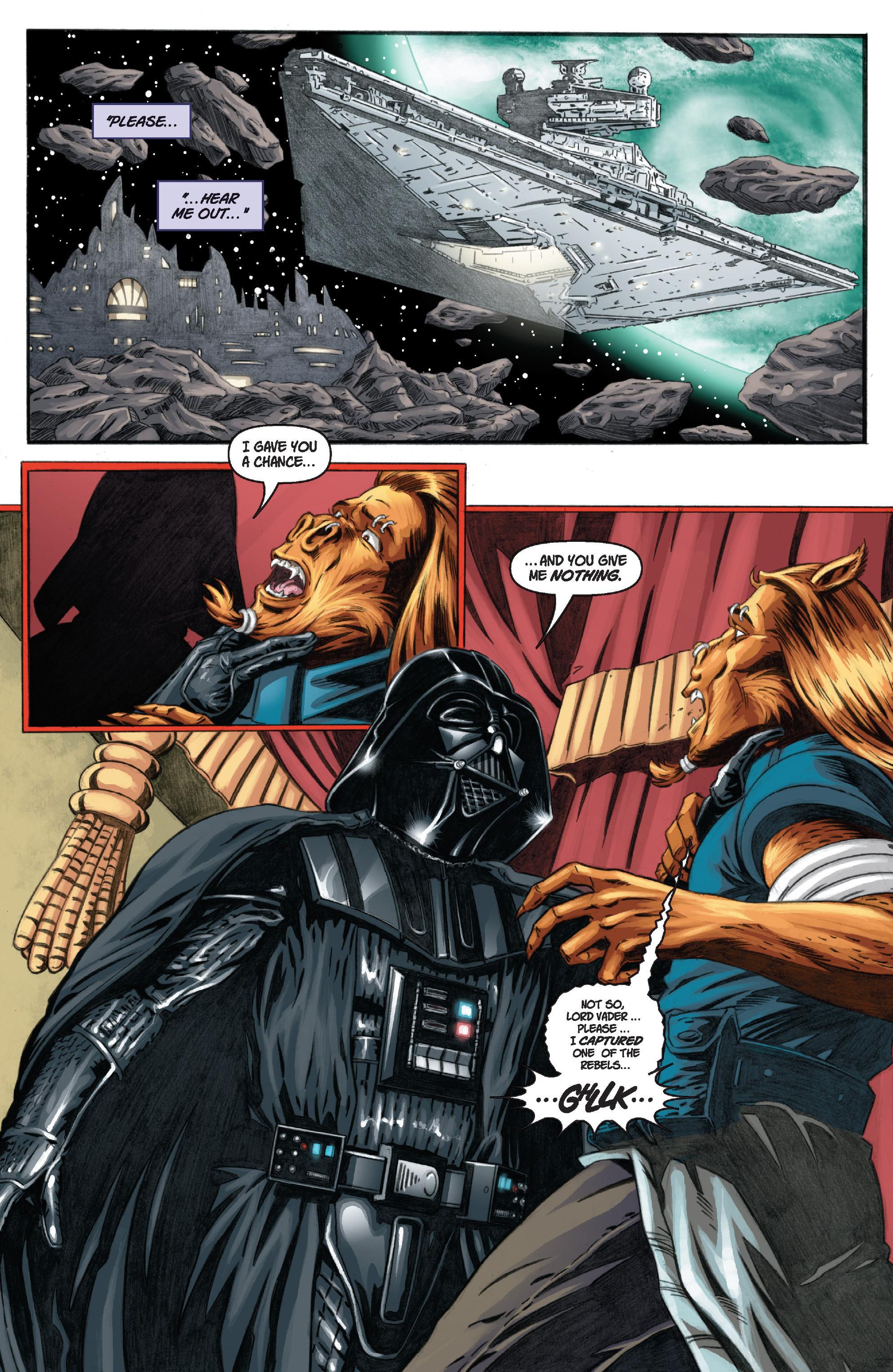 Read online Star Wars Omnibus comic -  Issue # Vol. 17 - 373