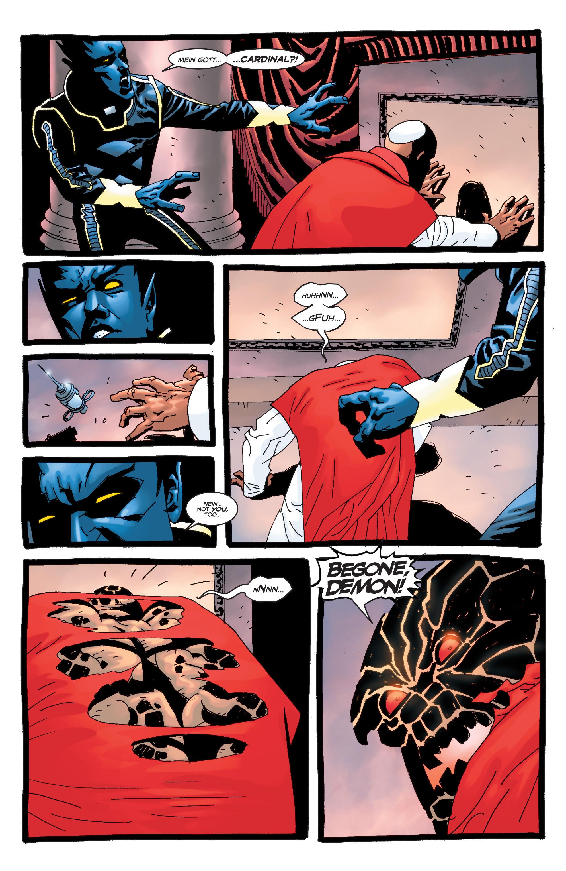 Read online Uncanny X-Men (1963) comic -  Issue #409 - 7