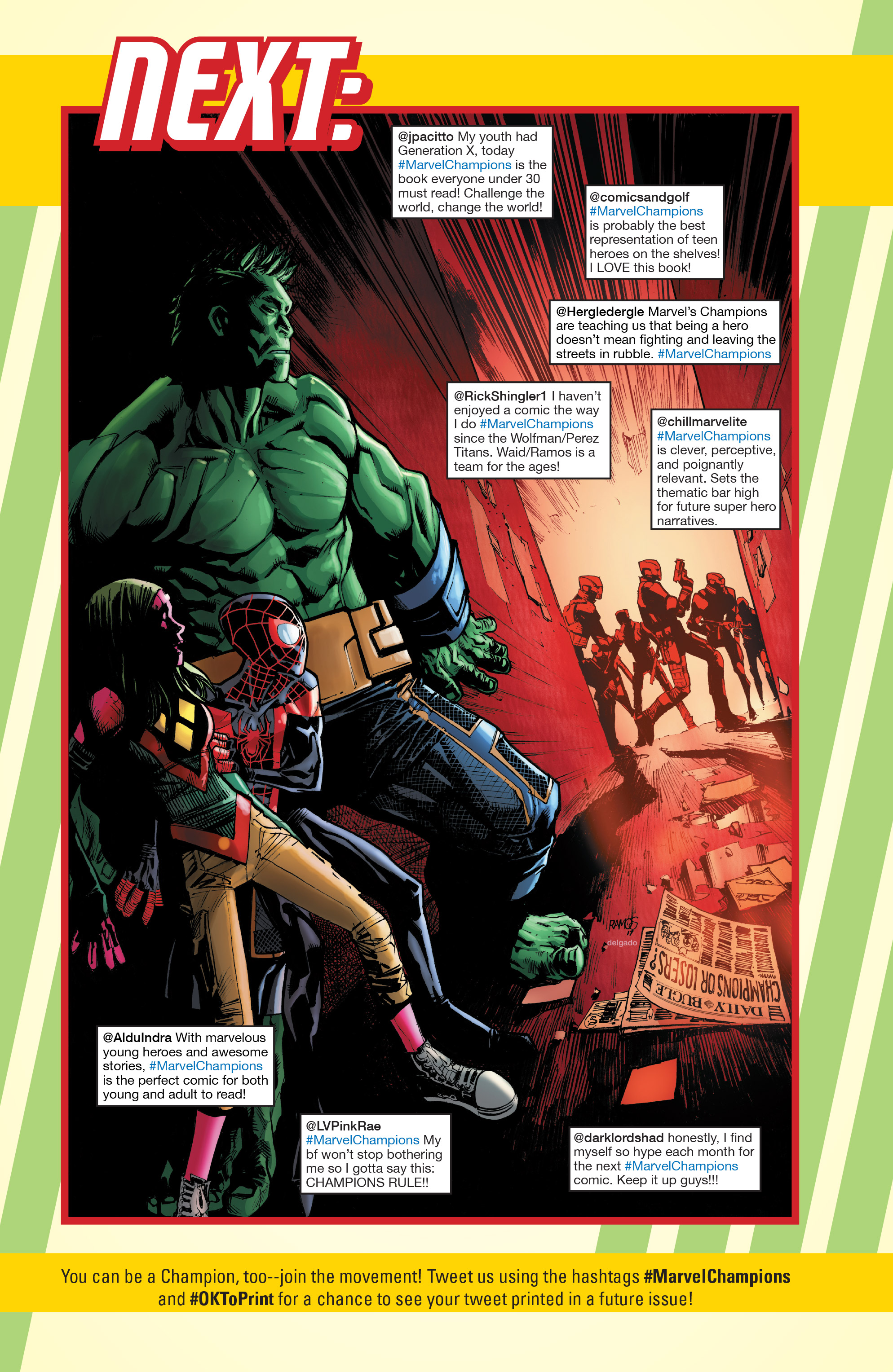 Read online Champions (2016) comic -  Issue #9 - 24