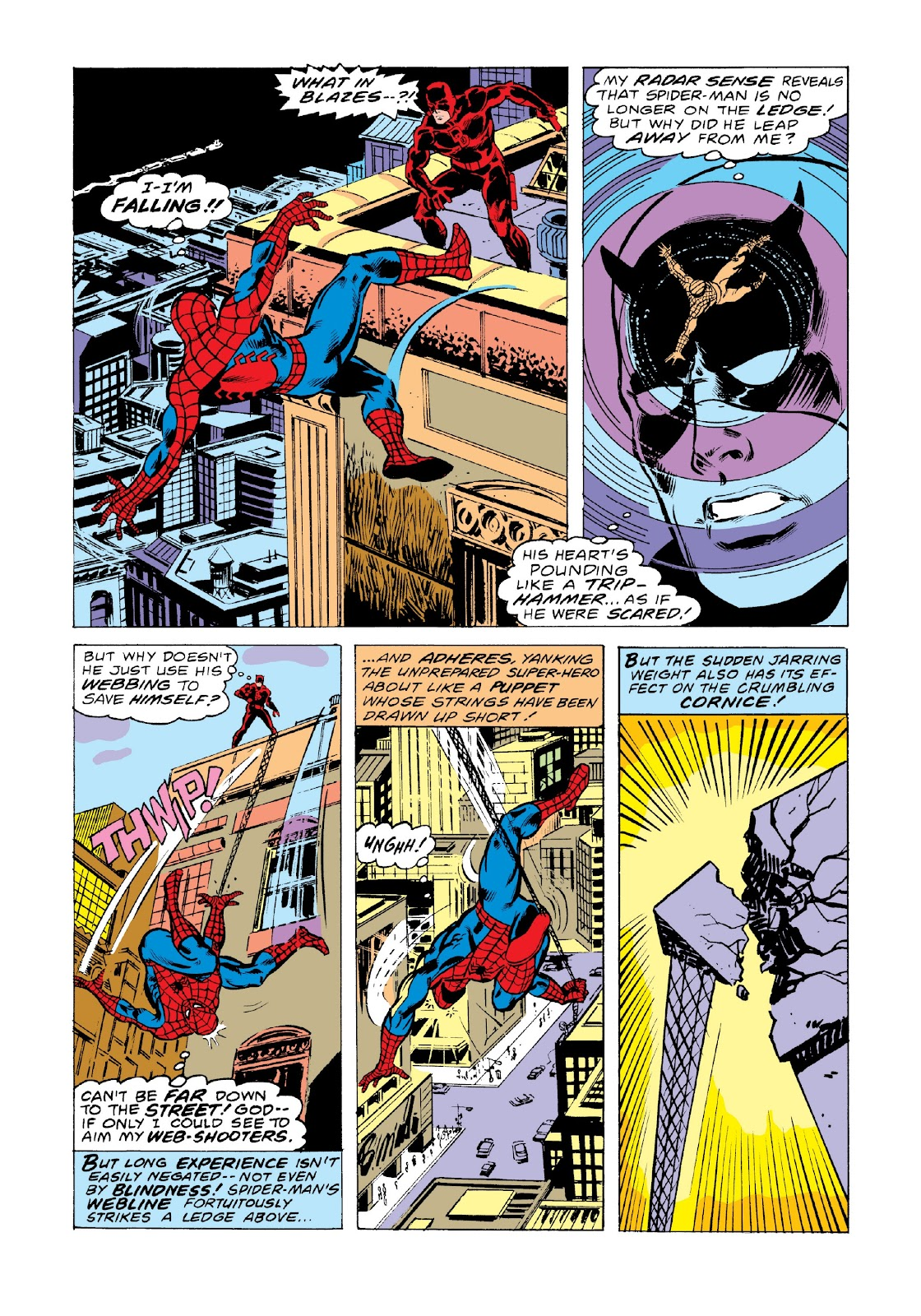 Read online Marvel Masterworks: The Spectacular Spider-Man comic -  Issue # TPB 2 (Part 3) - 3