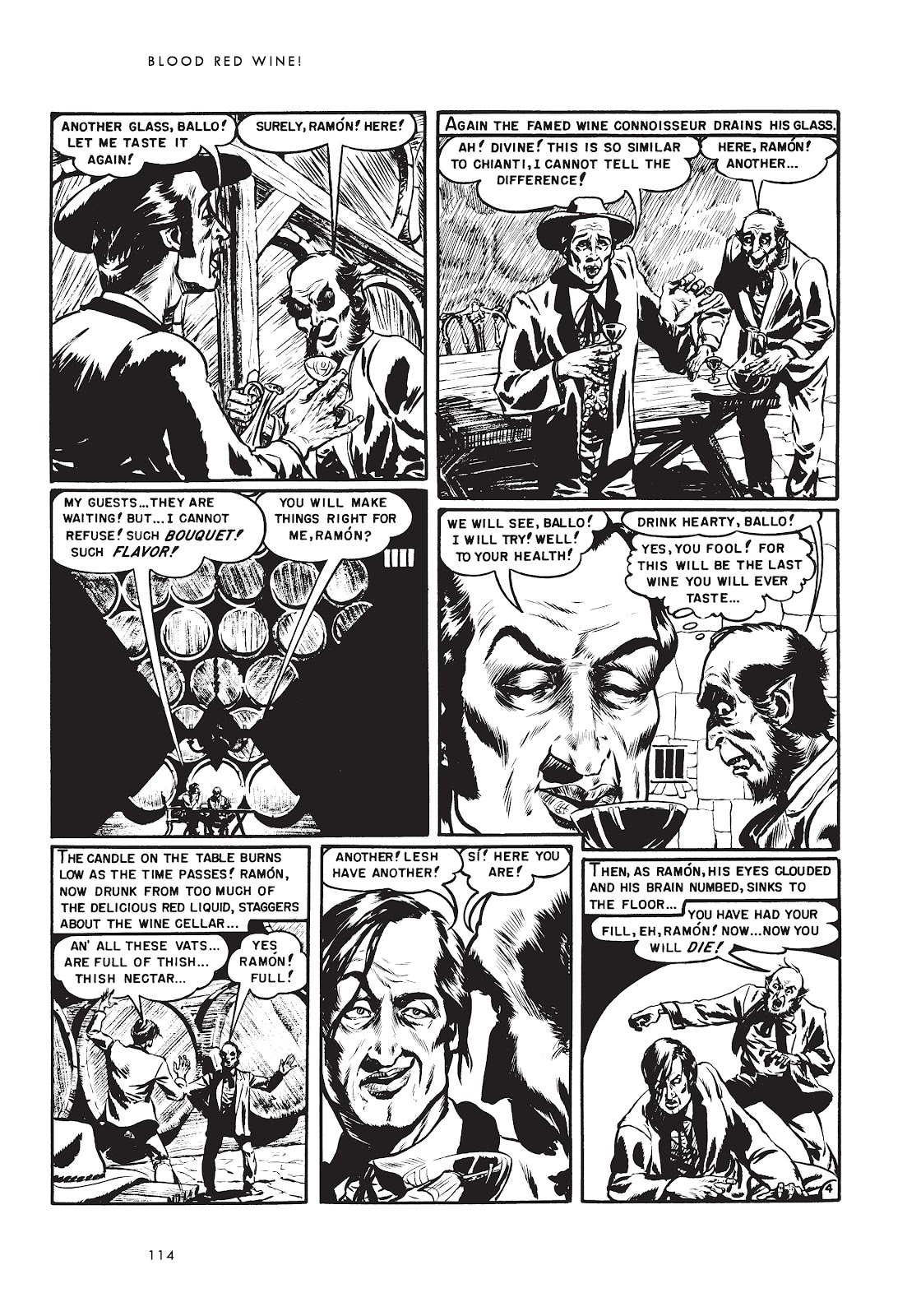 Read online Doctor of Horror and Other Stories comic -  Issue # TPB (Part 2) - 30