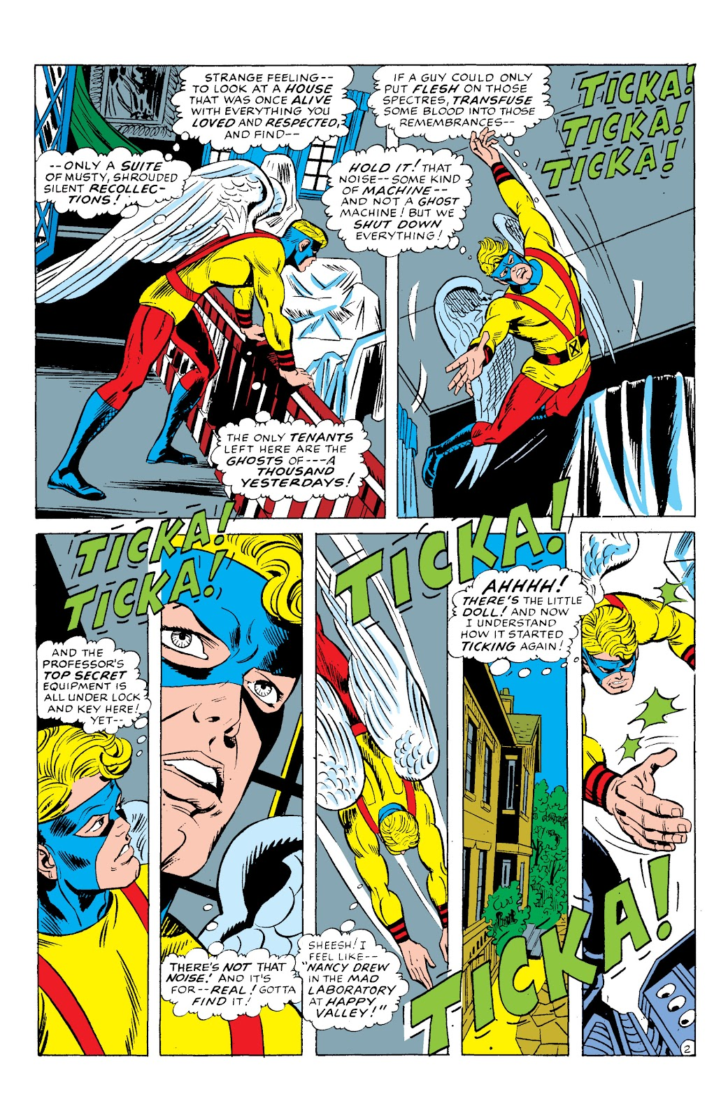 Uncanny X-Men (1963) issue 49 - Page 3
