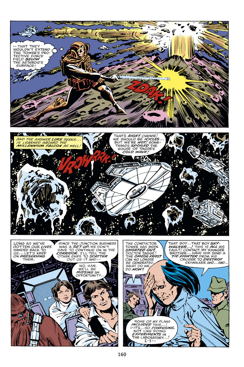 Read online Star Wars Omnibus comic -  Issue # Vol. 14 - 159