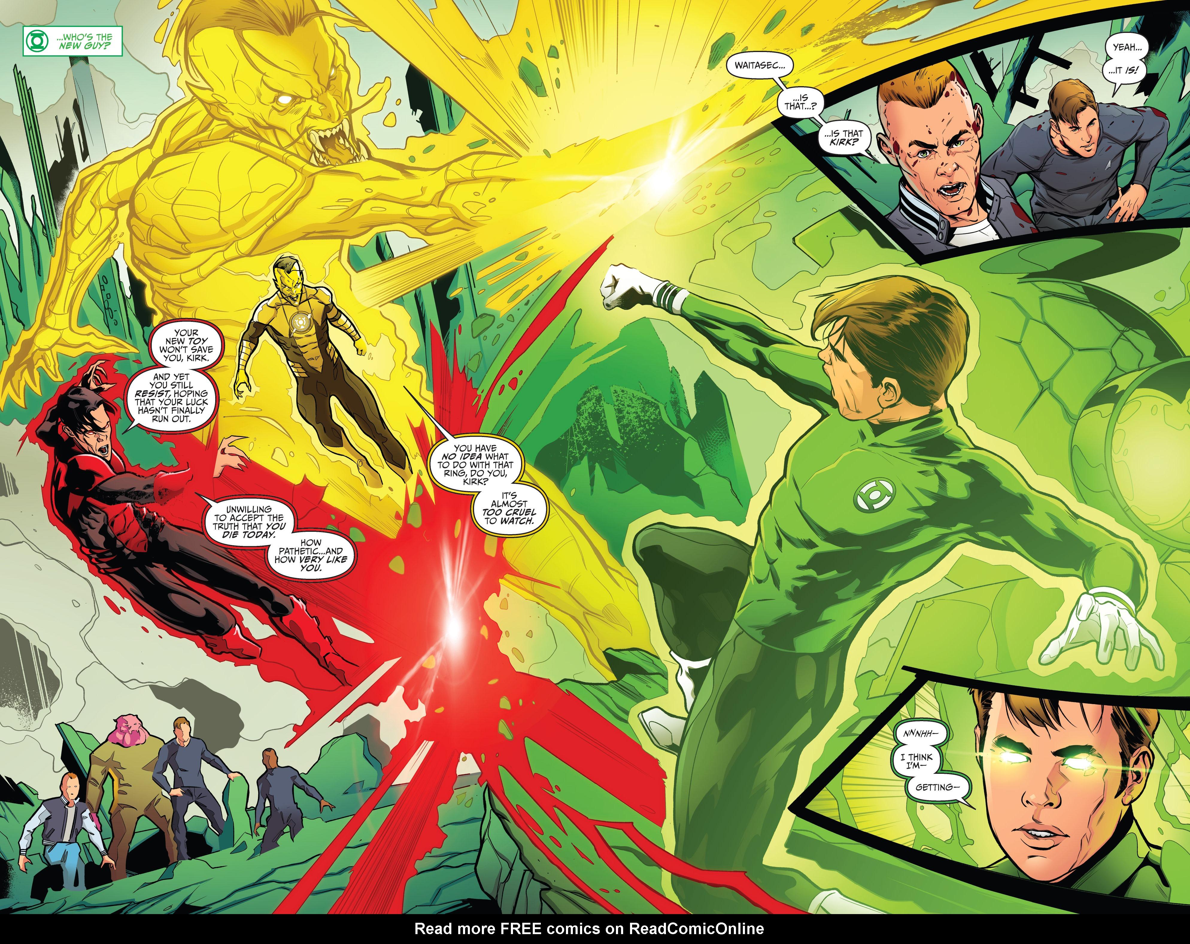 Read online Star Trek/Green Lantern (2016) comic -  Issue #6 - 4