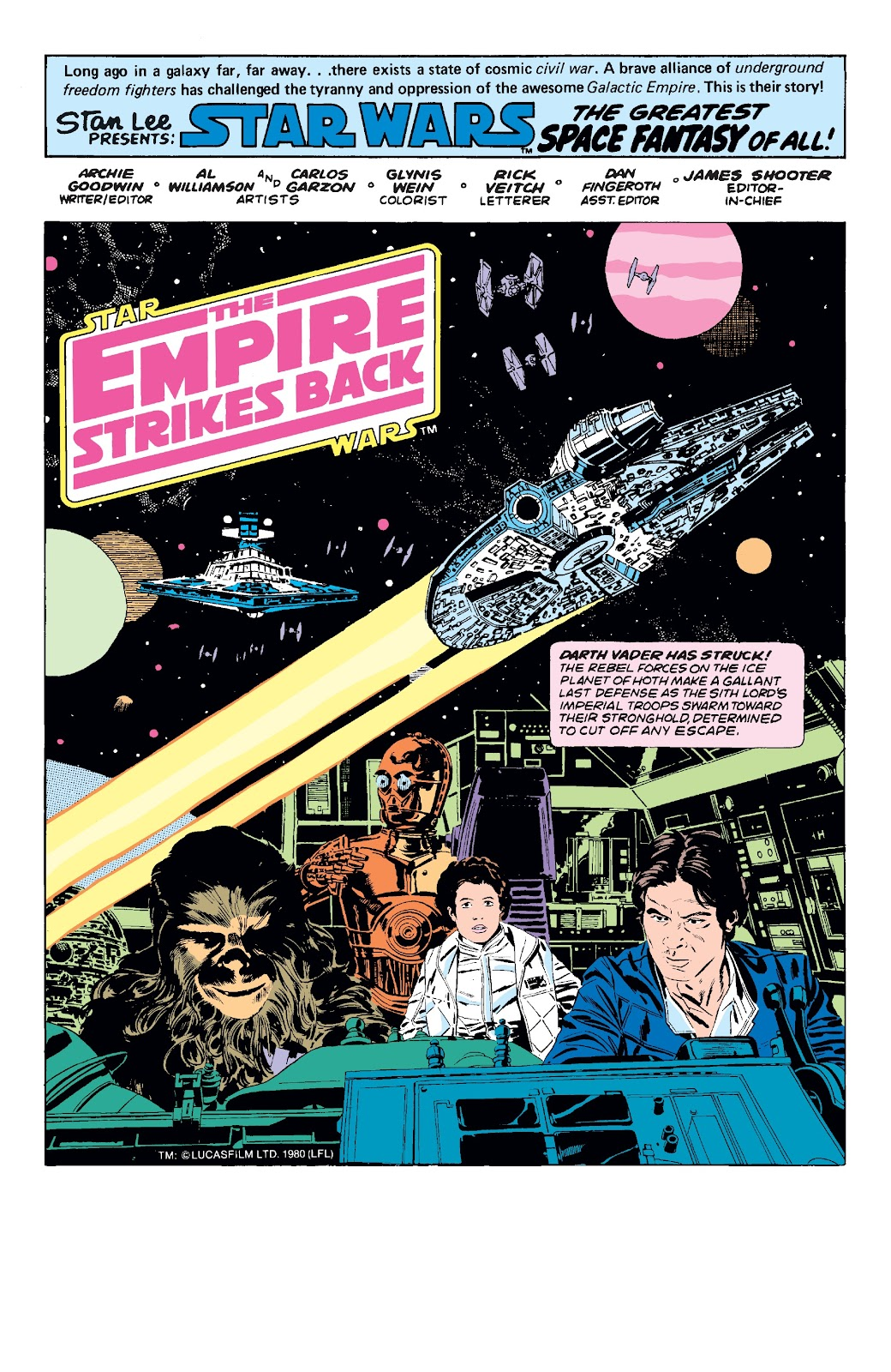 Read online Star Wars Legends: The Original Marvel Years - Epic Collection comic -  Issue # TPB 3 (Part 1) - 43